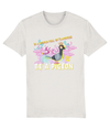 In a world full of Flamingos - be a Pigeon! Adults T-shirt