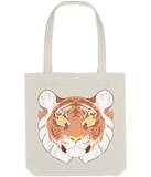 W.A.R. Tote Bag Golden tiger