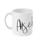 rUde - 11oz Mug arsehole