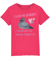 Children's Tee - I love my grandpa pigeons