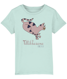 Soy Oi - Childrens T-shirt - Yoga cat