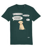 T-shirt - d/Deaf - Hearing dog