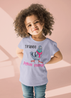 Children's Tee Trainee Pigeon Keeper (light colours)