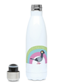 LGP 500ml Water Bottle - Rainbow Pigeon