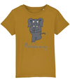 Soy Oi - Childrens T-shirt - Yoga Elephant