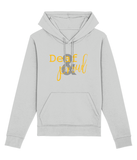 Hoodie - d/Deaf - Deaf and proud