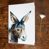 Notebook - recycled paper - Kate Moby  - Donkey