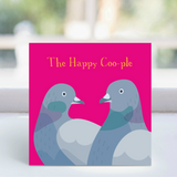 The Happy Coo-ple- Card  LGP