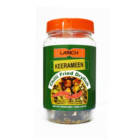 Chilli Fried Keerameen - 150g