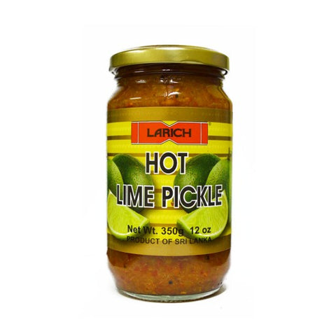 Hot Lime Pickle - 350g