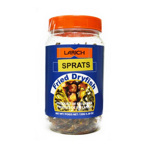 Fried Dry Fish (Sprats) - 150g