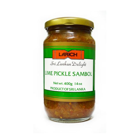 Lime Pickle Sambol - 400g
