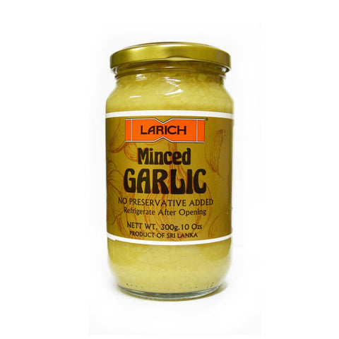 Minced Garlic - 300g