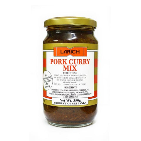 Pork Curry Mix - 350g