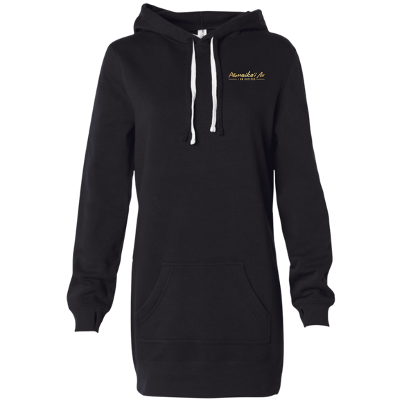 Pōmaikaʻi Au Logo Women's Hooded Pullover Dress