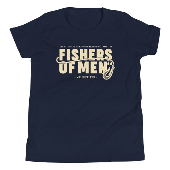 Fishers Of Men Youth Short Sleeve T-Shirt