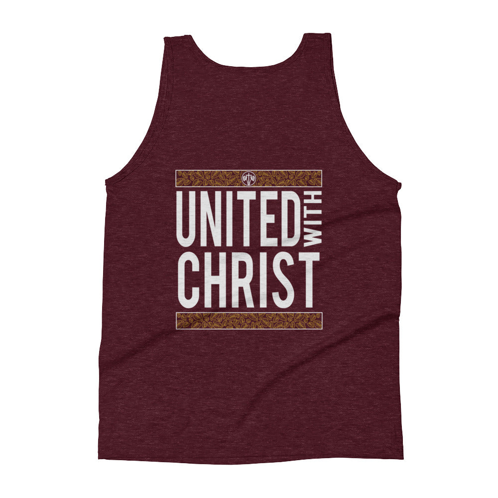 United With Christ Unisex Tank Top