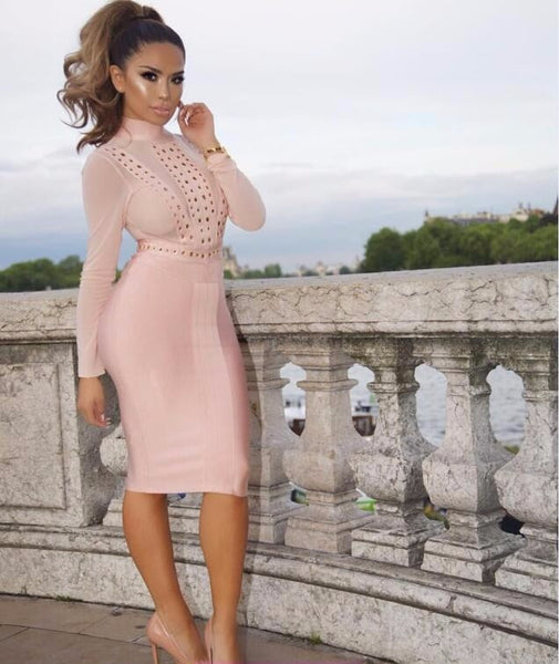 TILI BANDAGE DRESS