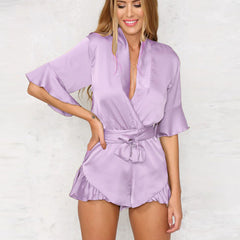 DALIA PLAYSUIT - Shop Carley Glam - 5