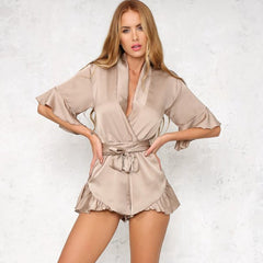 DALIA PLAYSUIT - Shop Carley Glam - 4