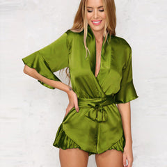 DALIA PLAYSUIT - Shop Carley Glam - 3