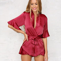 DALIA PLAYSUIT - Shop Carley Glam - 2