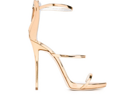 """LANE"" GOLD SANDALS - Shop Carley Glam - 4"