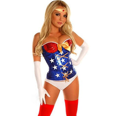 WONDER WOMAN - Shop Carley Glam