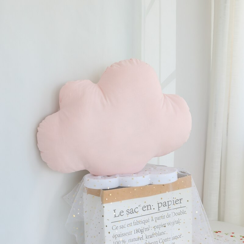 Coussin Nuage Fille