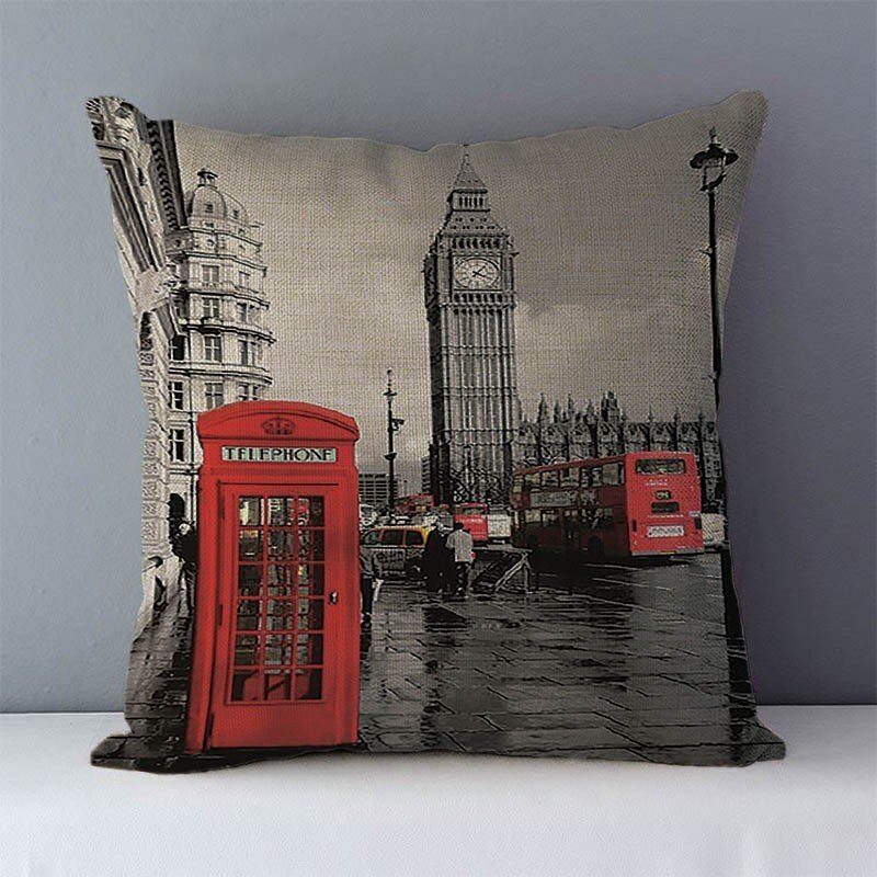 Coussin Industriel Angleterre