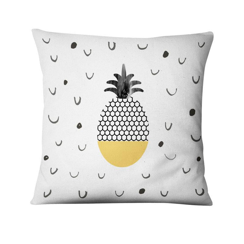 Coussin Forme D'Ananas