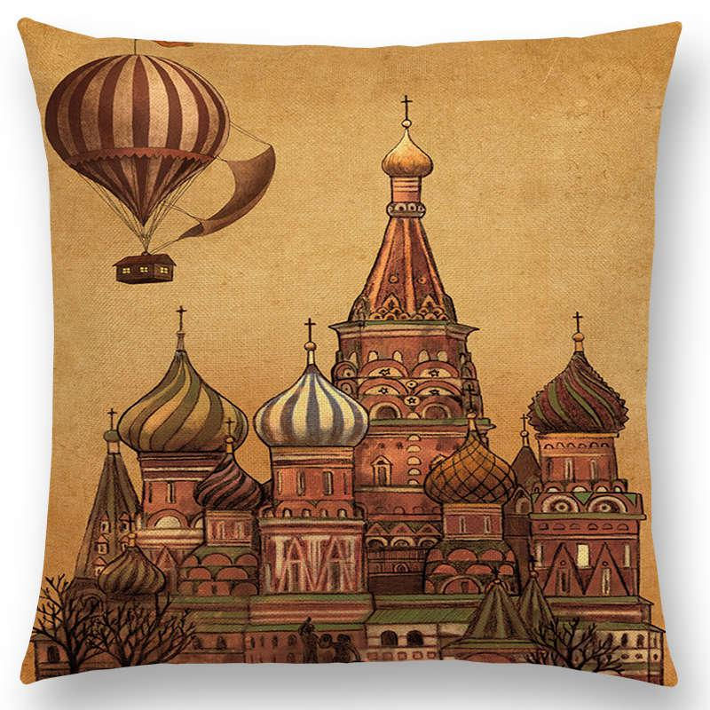 Coussin Style Industriel