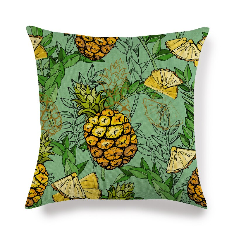 Coussin Ananas Jungle