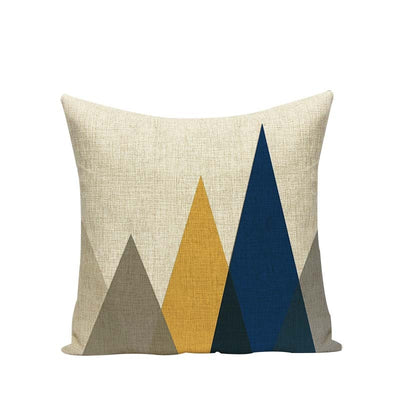 Coussin Scandinave Montagne