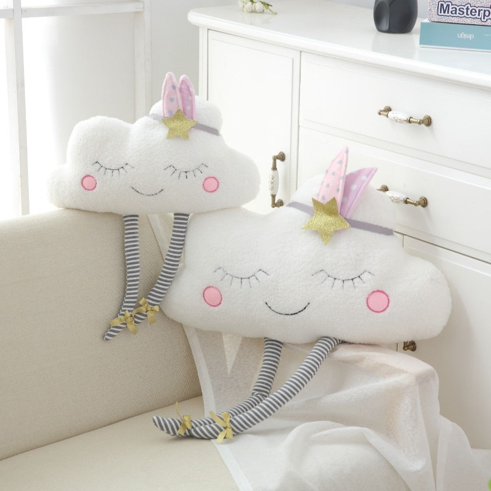 Coussin Nuage Jambe