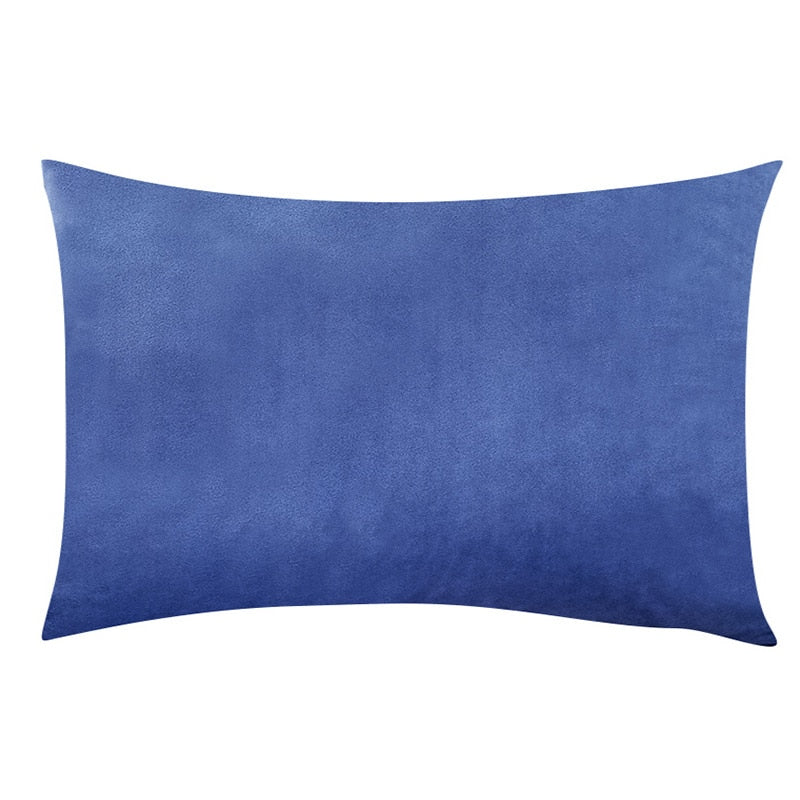 Coussin Rectangulaire Violet