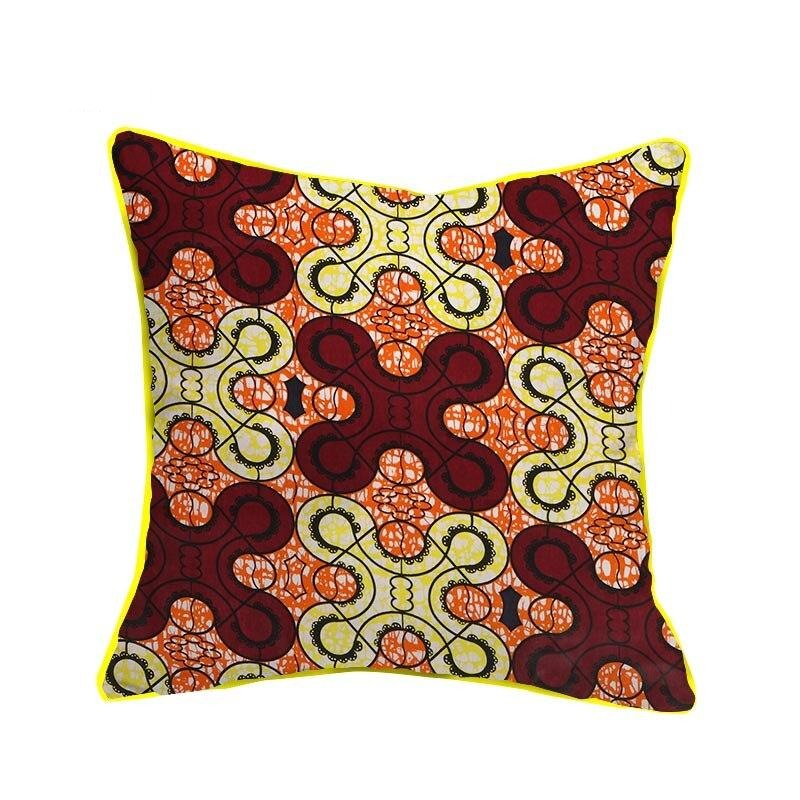 Coussin Wax Arabe