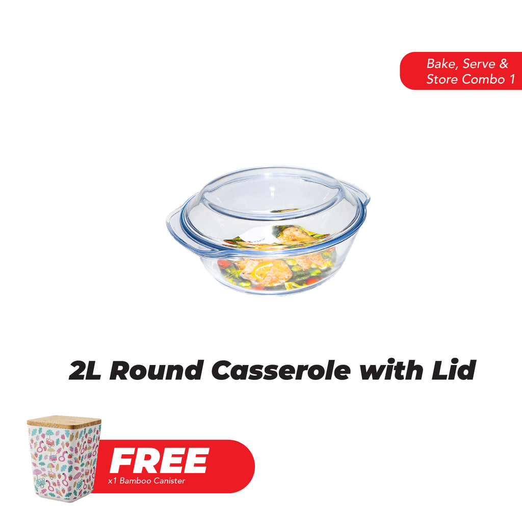 MAY-nia Offer: Bake, Serve and Store Combo 3 (Back by popular demand)