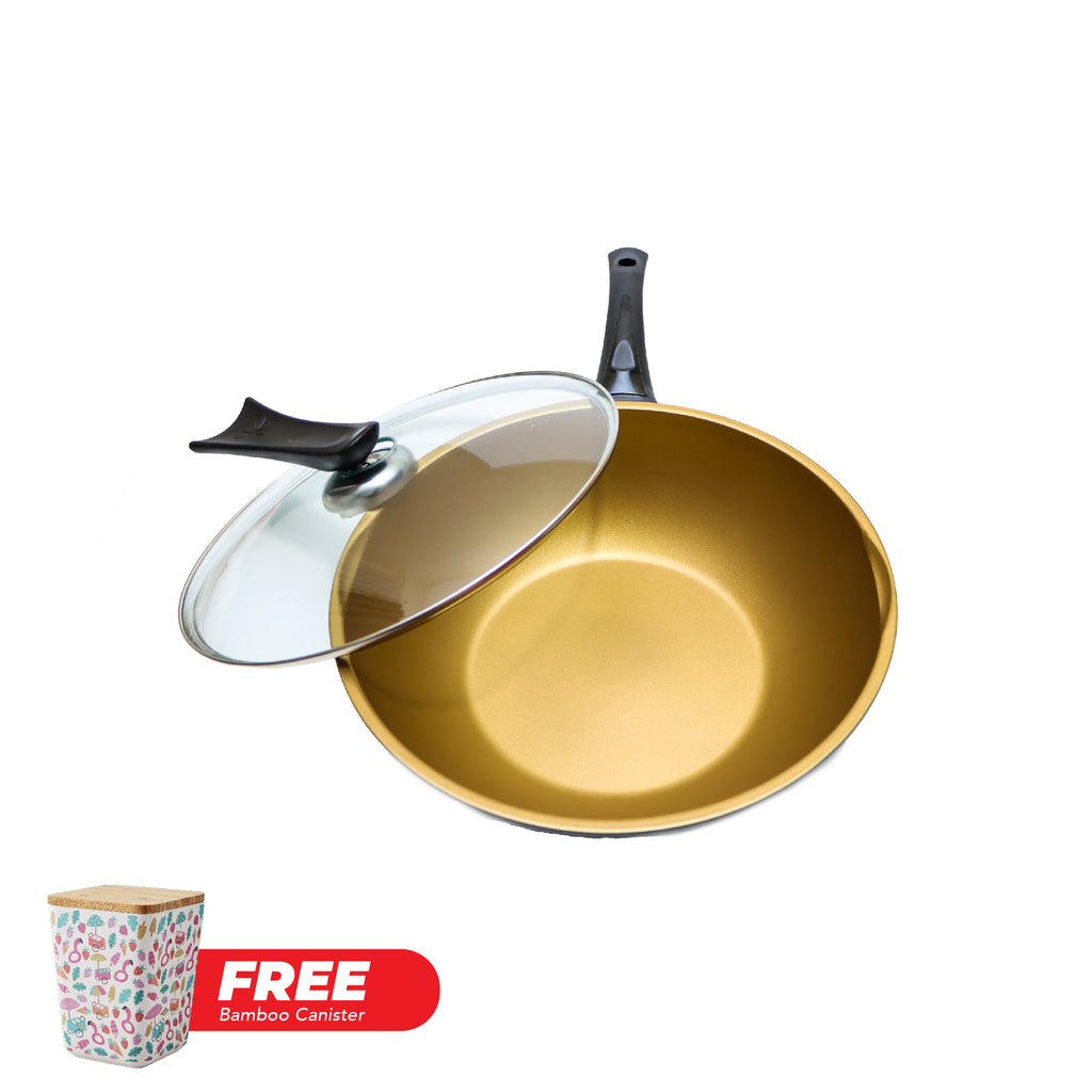 30cm Wok - Korean made (Limited to 30 Units only)