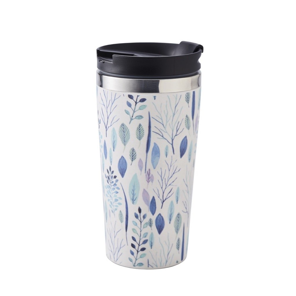 GO Green Thermal Mug with decal