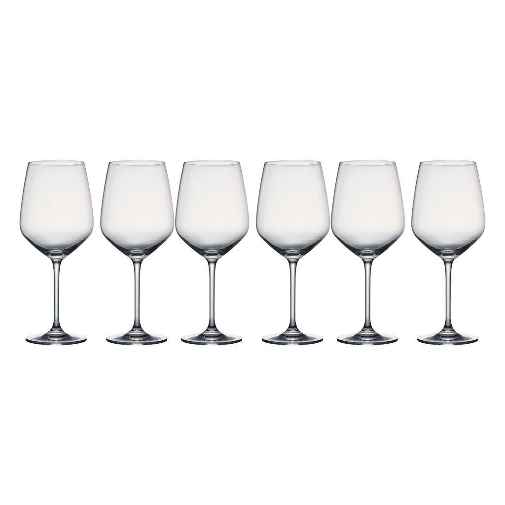 Giler-Giler Sale! Fancy Glasses 6pc set (630ml)