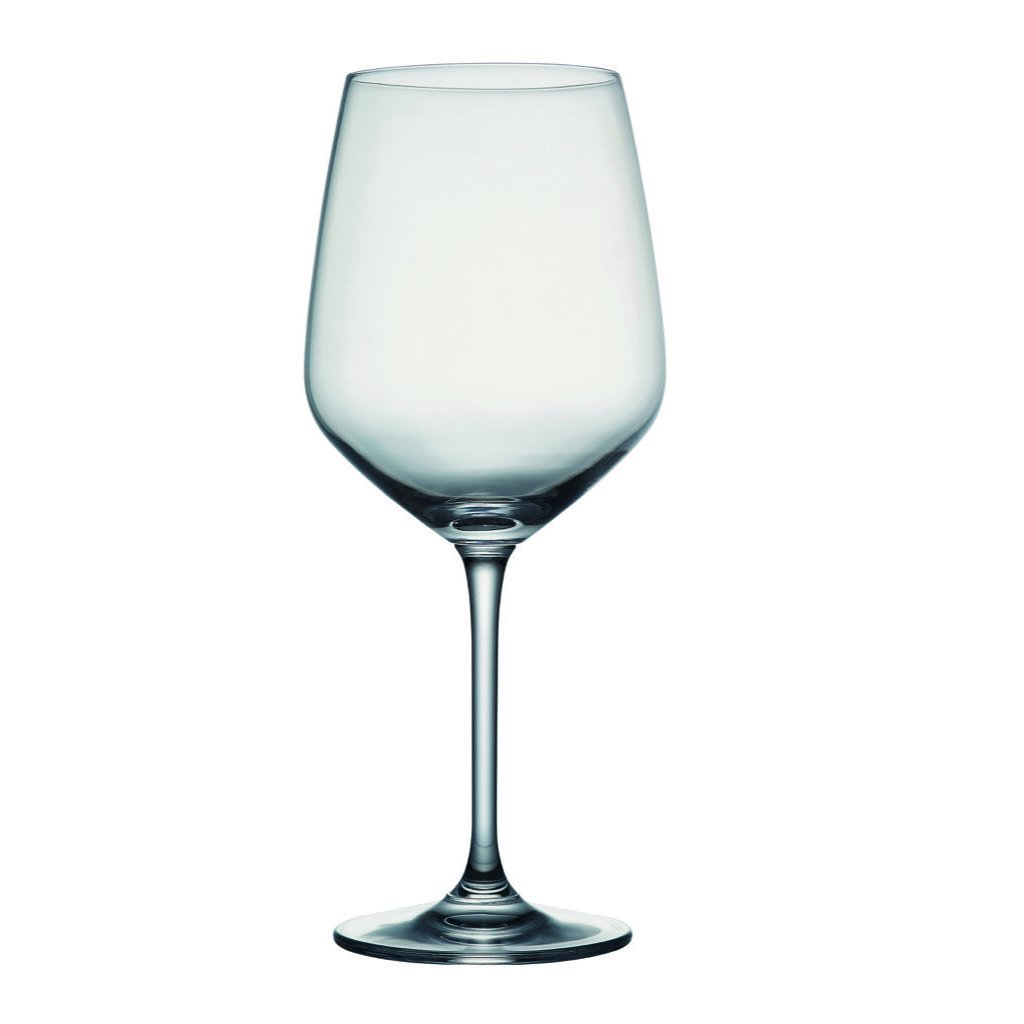 2 Red Wine Glasses (630 ml)