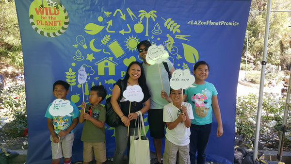 WILD FOR THE PLANET AT THE LOS ANGELES ZOO