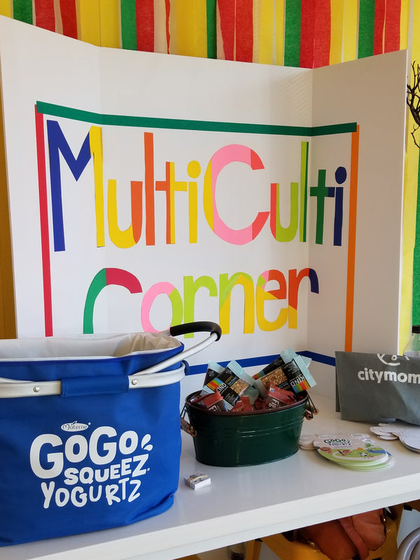 MultiCulti Corner event co-hosted by CityMomsApp at The Green Chateau