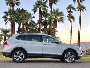 Visit Palm Spring: A Review of the Volkswagen Tiguan