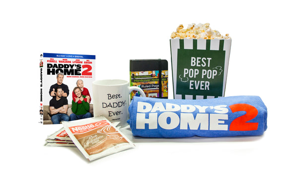 Daddy's Home 2 DVD Release Viewing Party