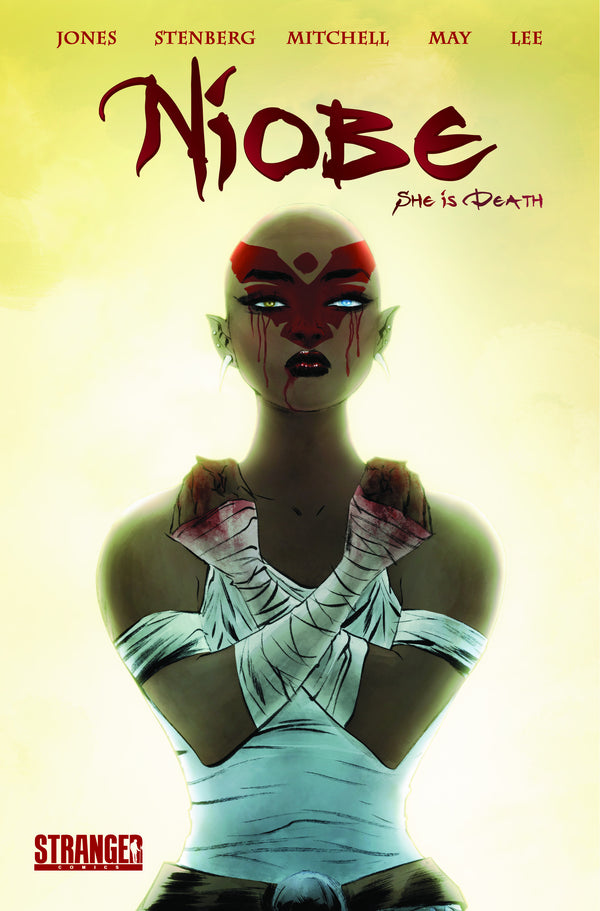 Amandla Stenberg's Niobe comic series is Black Girl Magic