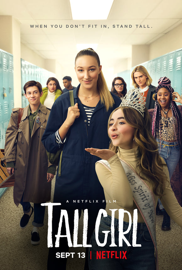 Tall Girl on Netflix