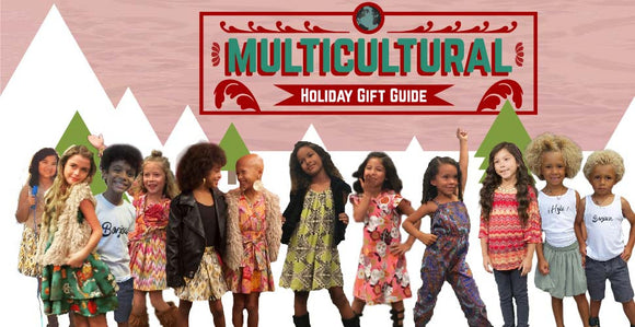 Multicultural Holiday Gift Guide 2016
