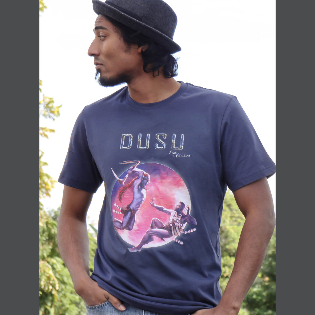 Dusu #3 Brothers Men's T-Shirt